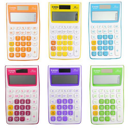 人氣計算機】【E-MORE】國考型(第一類)專用計算機(MS-20GT) 八色 黑色,白色 不挑色價格125哦!