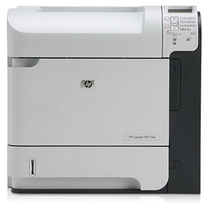 HP LaserJet P4015DN Laser Printer - Monochrome - 1200 x 1200 dpi Print - Plain Paper Print - Desktop - 52 ppm Mono Print - Letter, Legal, Executive, Statement, Com10 Envelope, Monarch Envelope, Custom Size - 600 sheets Standard Input Capacity - 225000 Dut 0