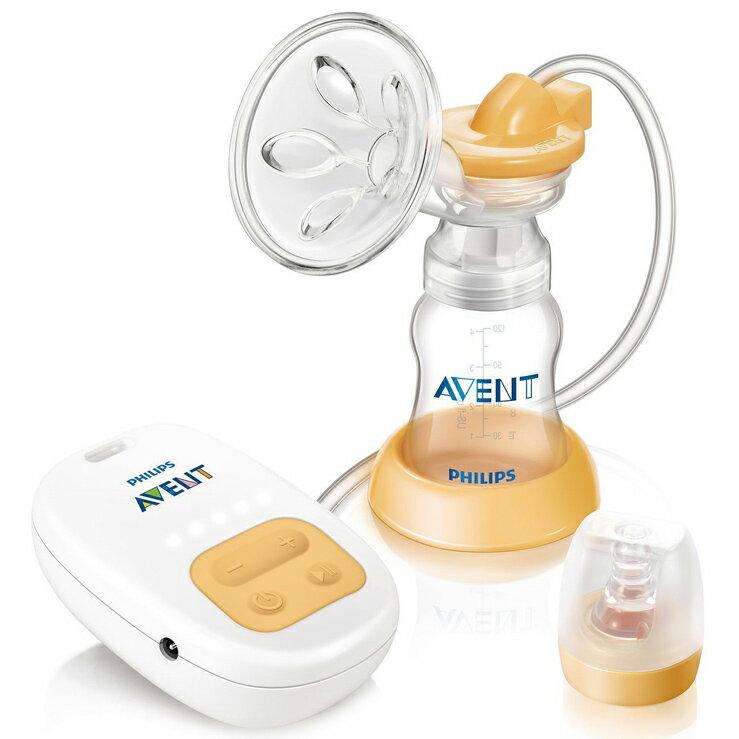 Philips Avent 新安怡 - 標準口徑PP單邊電動吸乳器 - 限時優惠好康折扣