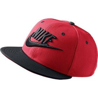 Nike FUTURA TRUE 2 帽子 棒球 電繡 可調式 後扣 紅 黑【運動世界】614590-689【12/7單筆滿499結帳輸入序號 12SS100-4 再折↘100   單筆滿1200結帳..