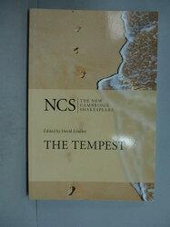 【書寶二手書T5/原文小說_ZBC】The Tempest (The New Cambridge Shakespeare