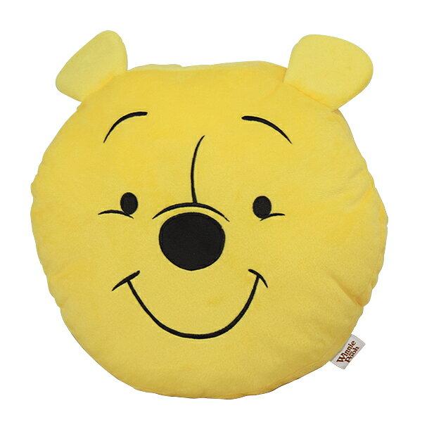 交換禮物 小熊維尼 Q版大頭 暖手枕 抱枕 午睡枕 冬天必備 Disney 迪士尼正版授權【蕾寶】