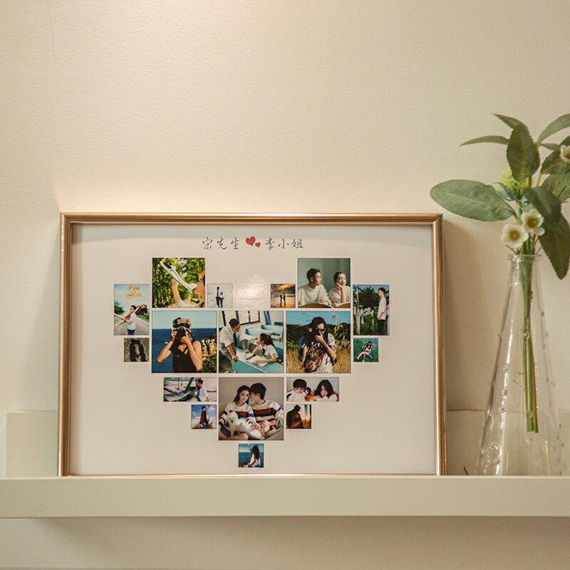 送男朋友禮物圣誕特別創意女友生日照片diy定制情侶紀念閨蜜朋友