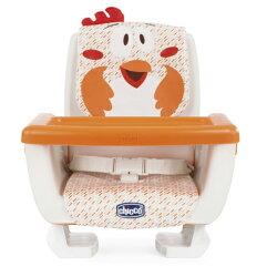 Chicco Mode攜帶式兒童餐椅座墊/攜帶型餐椅 (咕咕公雞) 1380元