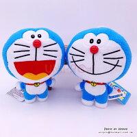 小叮噹週邊商品推薦【UNIPRO】小叮噹 Doraemon 哆啦A夢 大頭小身 Q版 絨毛玩偶 娃娃