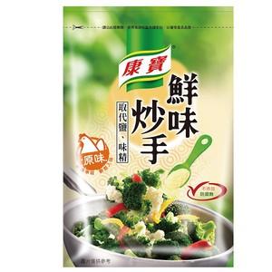 康寶 鮮味炒手 原味(袋) 500g