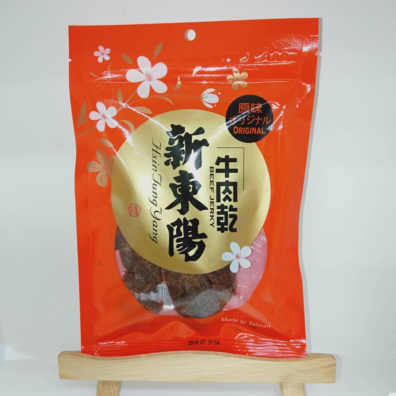 新東陽原味牛肉乾(90g)