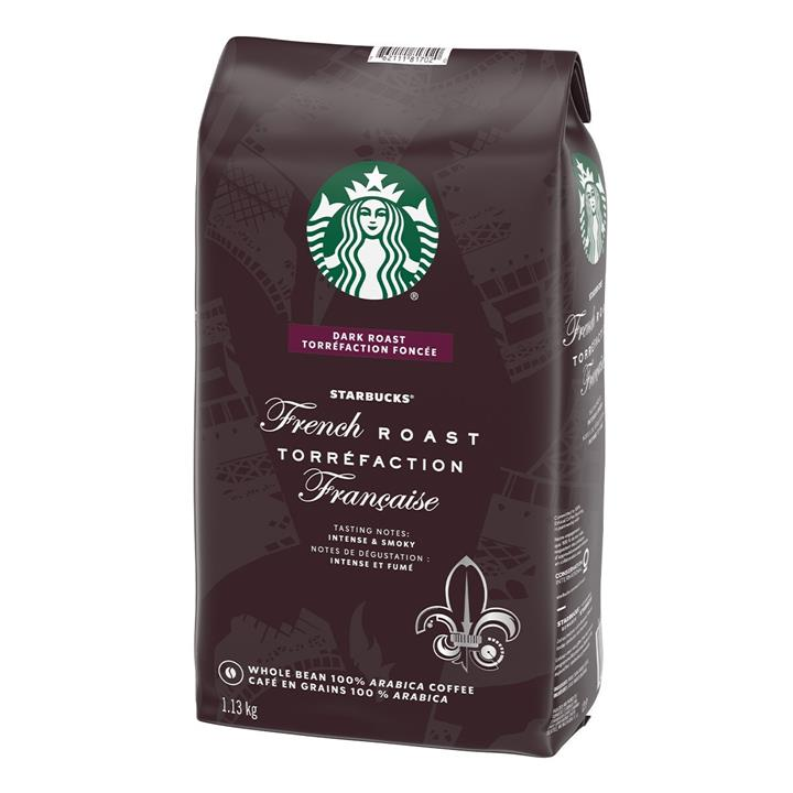 Starbucks 法式烘焙咖啡豆 1.13公斤