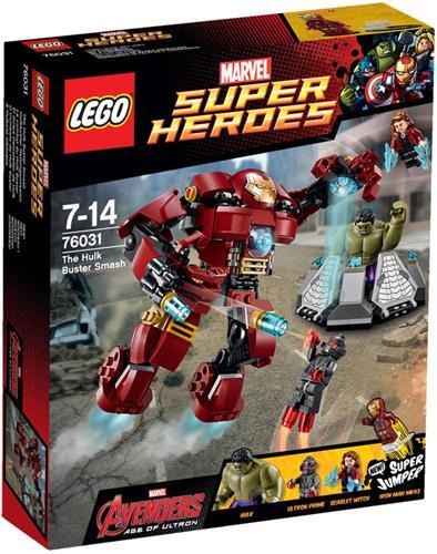 樂高積木 76031 超級英雄 浩克毀滅者 鋼鐵人 浩克 奧創 ( LEGO Super Heros )