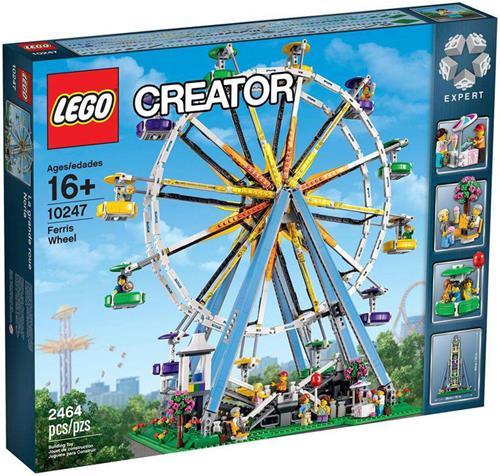 樂高積木 10247 創意大師 摩天輪 ( LEGO CREATOR Ferris Wheel )