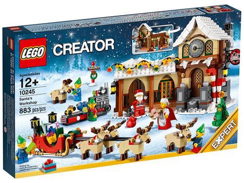樂高積木 10245 CREATOR 聖誕老人工作室 ( LEGO Santa\