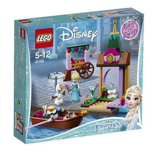LEGO 樂高 Disney Princess Elsa's Market Adventure 41155 (125 Piece)