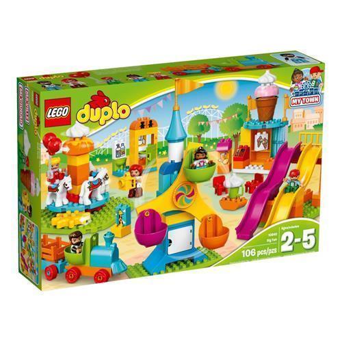 LEGO 樂高 DUPLO Town Big Fair 10840, Multi