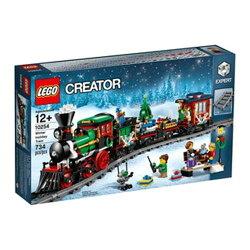 LEGO 樂高 Creator Expert Winter Holiday Train 10254 Construction Set