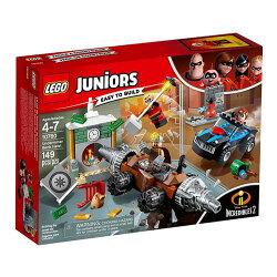 LEGO 樂高 Juniors Underminer Bank Heist 10760 (149 Piece)