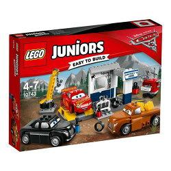 LEGO 樂高  Juniors Smokey's Garage 10743