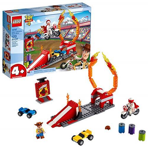 LEGO 樂高 | Disney Pixar's Toy Story Duke Caboom's Stunt Show 10767 Building Kit (120 Piece)