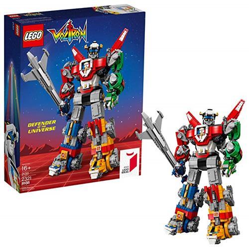 LEGO 樂高 Ideas Voltron 21311 (2321 Pieces)
