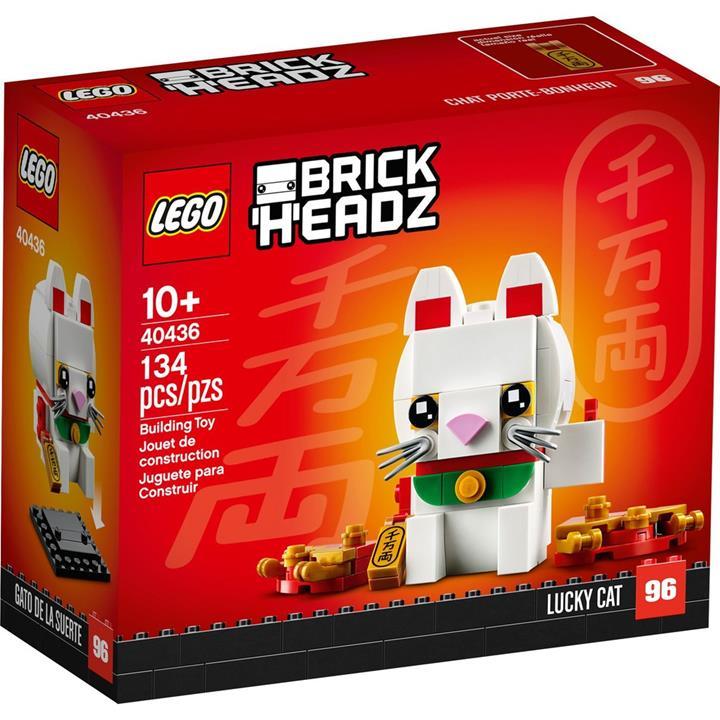 LEGO 樂高 40436 招財貓