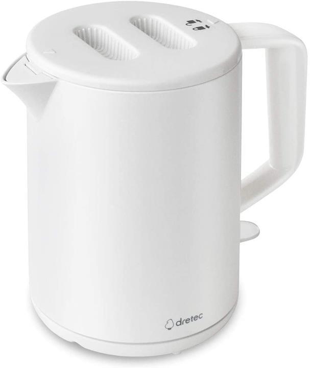 【日本代購】DRETEC 電熱水壺