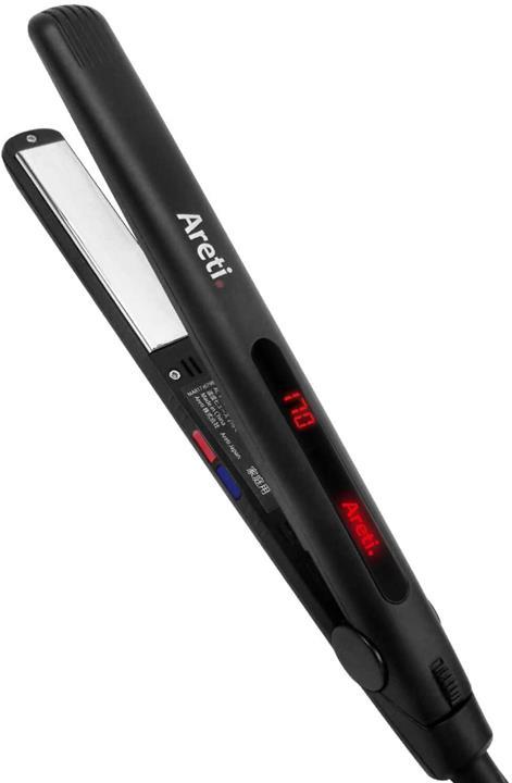 【日本代購】Areti 捲髮棒 直髮&捲髮 2way 20毫米 負離子 男士 i679BK 全能型