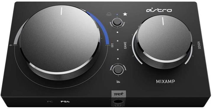 【日本代購】ASTRO Gaming 混合功放 專業 MixAmp Pro TR PS4/PC 遊戲耳機用 Dolby Audio 環繞 MAPTR-002