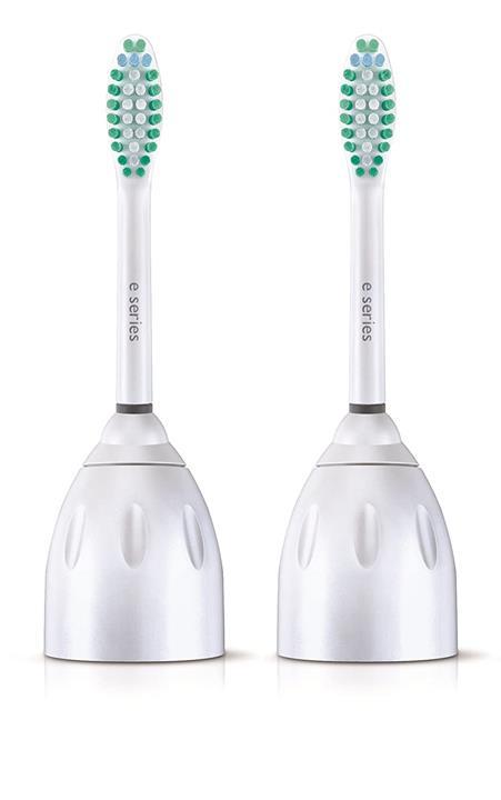 【美國代購】飛利浦Sonicare E系列原裝正品替換牙刷頭 HX7022 / 30 一包2個
