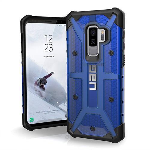 【美國代購】UAG專為三星Galaxy S9 Plus設計 軍用摔落測試手機殼 綠黑