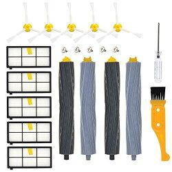 【美國代購】DerBlue替換零件 適用於iRobot Roomba 860 880 805 860 980 960吸塵器的