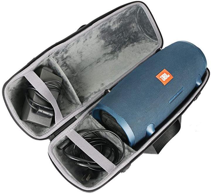 【美國代購】co2crea保護殼用於 JBL Xtreme 2便攜式無線藍牙揚聲器 適合電源適配器