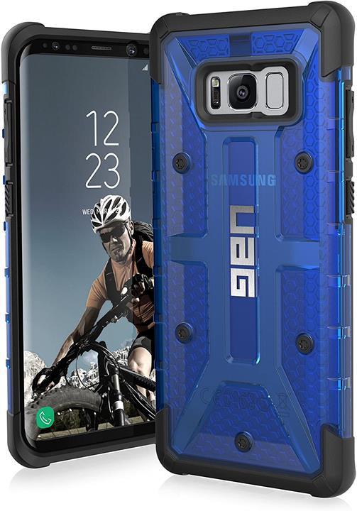 【美國代購】UAG三星Galaxy S8 + 6.2寸 輕薄堅固 軍用 跌落測試 手機殼 COBALT