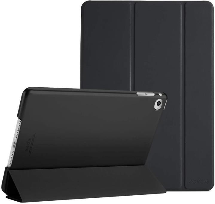 好物聯網 【美國代購】ProCase Smart Case 適用於Apple iPad Air 2 超薄輕巧支架保護殼 黑色