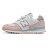 Shoestw【YV574NSE】NEW BALANCE NB574 運動鞋 黏帶 中童鞋 Wide 白粉水藍 1