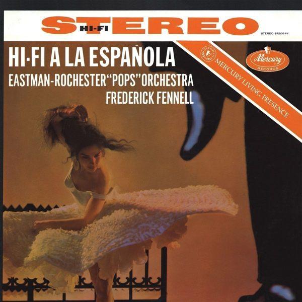 【停看聽音響唱片】【黑膠LP】FENNELL:Lecuona,Granados,Falla,Turinas etc.