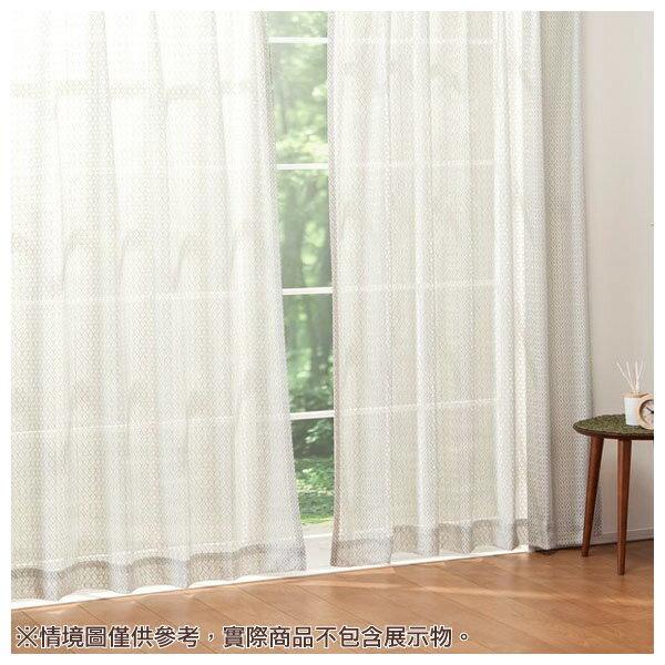 蕾絲窗簾 ESPACE TBL 150×176×1 NITORI宜得利家居 1