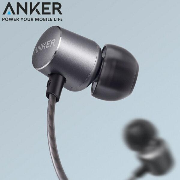耀您館★美國Anker入耳式耳機A38020F1耳道式耳機智慧型手機耳機質感不打結耳機蘋果三星華碩小米apple手機耳機