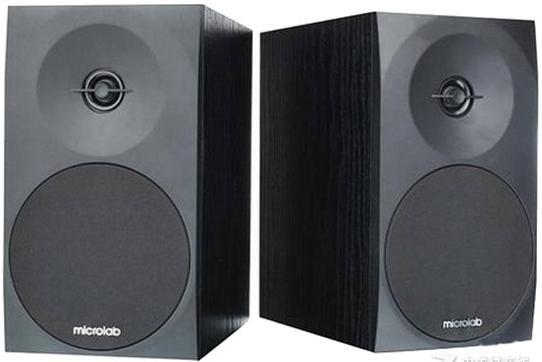 Microlab B70 書架式 2.0 聲道 二音路多媒體音箱 店面提供試聽