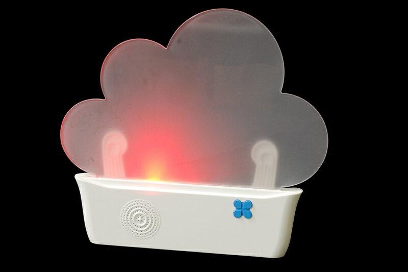 【凱樂絲】太陽能省電LED古典音樂夜燈(雲朵造型) (給愛麗絲, 卡農...) 5