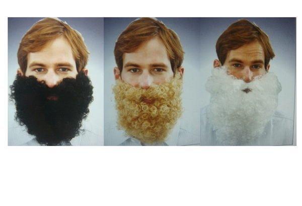 東區派對-萬聖節/聖誕節/cosplay舞會/派對用品/表演道具~大捲鬍子