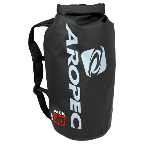 【【蘋果戶外】】AROPECDBG-WG28-20L-BK黑20公升防水背包防水袋乾式袋亞洛沛