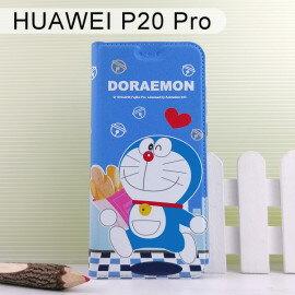 哆啦A夢皮套[麵包]HUAWEIP20Pro(6.1吋)小叮噹【正版授權】
