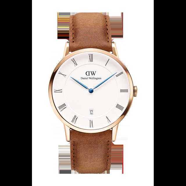 【Daniel Wellington】DW手錶DAPPER DURHAM 38MM(免費贈送另一組表帶)【全店免運】 0
