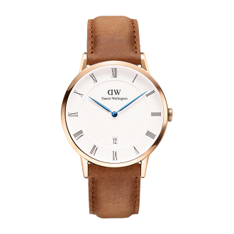 【Daniel Wellington】DW手錶DAPPER DURHAM 38MM(免費贈送另一組表帶)