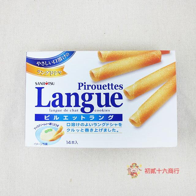 【0216零食會社】三立-奶油蛋捲91g