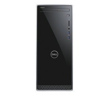 Dell Inspiron Desktop (Hex i5 / 12GB /128GB SSD & 1TB)