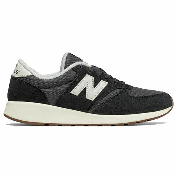 【NEW BALANCE】 NB 420 台灣獨賣 休閒鞋 運動鞋 女鞋 男鞋 情侶鞋 黑色 -WRL420UB