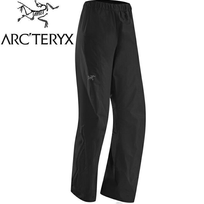 Arcteryx 始祖鳥 14475 GORE-TEX 輕量透氣風雨褲/雨褲 Beta SL Pant 女款 黑色
