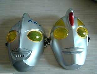 =優生活=鹹蛋超人面具 化裝舞會面 加厚版 奧特曼 兒童面具 表演面具 非發光面具