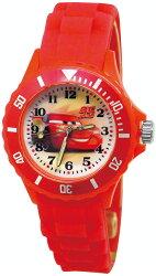 【兒童運動彩帶卡通錶】【Cars閃電麥坤】【台灣製造正版授權】【保固一年】5-12歲 兒童手錶 U5-3033