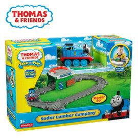【悅兒樂婦幼用品舘】 湯瑪士 帶著走-多多島伐木工廠遊戲組